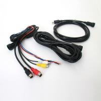 Best Warerpoof Video And Power BNC Cable , CCTV Security Camera Audio Video Cable wholesale