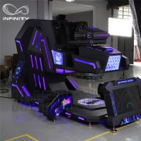 Best Cockpit 360 Degree VR Motion Racing Simulator For Shopping Mall wholesale
