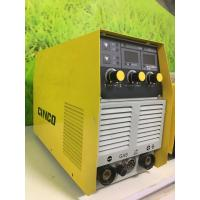 Best Yellow IGBT Inverter Welding Machine Alloy Steel Housing With Low Spatter wholesale
