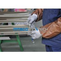Best Gas Precision Stainless Steel Tubing , Seamless Stainless Steel Tubing wholesale