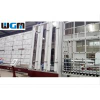 China Durable Industrial Glass Washer , Glass Washing Equipment Corrosion Resistant Materials on sale