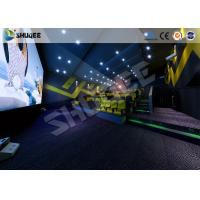Best Digital Movie Technology 4D Movie Theater 4D Cinema With Amazing Effect wholesale