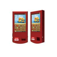 Cheap Cheap price self service customized 17 inch wall mounted touch screen kiosk for sale