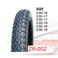 Best 2015 selling motorcycle tyre 3.00-16 , 3.00-18 6PR 35%-45% rubber content wholesale