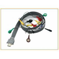 Buy cheap Holter ECG Electrode Cable Snap Biocare IH-12 Plus Leads Superior Flexibility from wholesalers