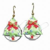 Best Flashing Earrings in Christmas Design, Various Attractive Models are Available wholesale