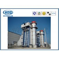 Best 130T/h Circulating Fluidized Bed Combustion Boiler / Hot Water Boiler For Power Station wholesale