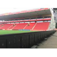 Best P6 SMD3535 Stadium LED Screen Outdoor Rental With Safety Gates , 192*192mm wholesale