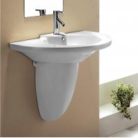Best 732 Overglaze Pedestal basin wholesale