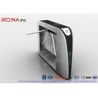 Best RONA CE Approved Tripod Turnstile Gateaccess Control With Electromagnetic Valve wholesale