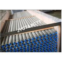 China Air Cooler Metal Extruded Fin Tube , Wire Wound Finned Tube Small Flow Losses on sale