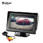 Best 4.3 Inch Rear View Camera Monitor , Backup Camera Monitor PAL/NTSC Standard wholesale