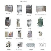 Buy cheap Marine galley equipment and laundry device,marine cooker,frying pan,electric range,oup boiler,steam rick cooker from wholesalers