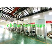 China Industrial Reverse Osmosis Water Treatment System With PLC Control on sale