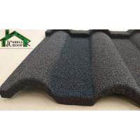 Best Milano Stone Coated Steel Roof Tile / Stone Coated Metal Tile Roofing Sheet In Nigeria wholesale