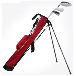 Best Polyester + Pvc Golf Support Small Ball Bag 1kg Club Gun Bag Elastic Bracket wholesale