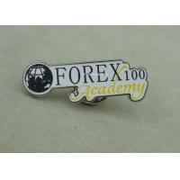 Best Promotion Enameled Pin , Zinc Alloy Die Casting 3D Police / Military Pin Badges wholesale