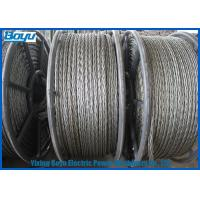 Best High Voltage Transmission Line Pilot Wire 9 - 30mm 658kN T29 Corrosion Rust Proof wholesale