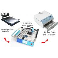 Buy cheap SMT Pick And Place Equipment 2500w Solder Reflow Oven With Surface Mount Technology​ from wholesalers