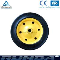 Best Made in China Competitive price 330mm diameter size wheelbarrow solid rubber wheel wholesale