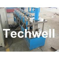 Best Hydraulic Cutting, 8 - 11 Stations, Steel Angle Roll Forming Machine TW-L50 wholesale