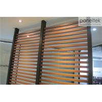 Best Heat Preservation Terracotta Baguette Louver With Easy Dry Hanging System wholesale