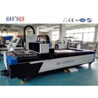Quality Good Fiber laser cutting machine for Metal cutter with Ipg / Spi laser source wholesale