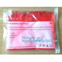 Best on-toxic plastic material gel ice pack, Refrigerated cooler bags, ice eutectic gel bag for fresh food and beverage, GEL wholesale