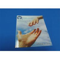 Best 4 Color / 2 Color Printing Saddle Stitched Book Glossy Lamination For Entertainment wholesale