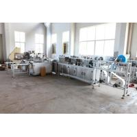 Best Surgical Face Non Woven Mask Machine Disposable ISO9001 Approved Length 7.6m wholesale