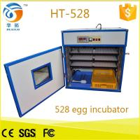 Best Industry farm high rate industrial large egg incubator HT-176 wholesale