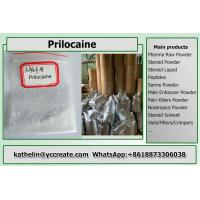Best High Purity Local Anesthetic Prilocaine CAS 721-50-6 For Pain Killer Effective Topical Pain Reliver wholesale
