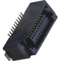 Buy cheap SMT Board To Board 20 Pin Male Connector 0.8mm Pitch For Power System from wholesalers