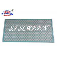 Buy cheap API 20-325Mesh 304 1050*695MM Mud Shale Shaker Screen for Oil Drilling to Sieving from wholesalers