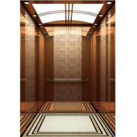 Best Energy Saving Residential Passenger Elevator With Intelligent Door Operator System wholesale
