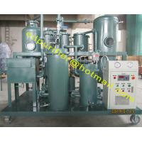 China Cooking Oil Purifier with press filtration device, Fried Cooking Oil Filter Machine,Palm Oil Decolorization on sale