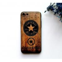 Cheap TPU 1MM Wooden Grain iphone protector super thin Cell Phone cover case for for sale