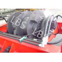 Best Building Crane Wire Rope Hydraulic Towing Winch With Lebus Groove wholesale