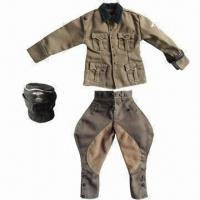 China Military Action Figure Doll Clothes, Customized 1/6th Scale Doll Outfits on sale