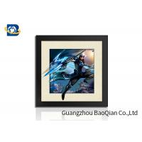 Best Indoor Wall Art 5D Pictures Glossy / Matt / Offset Surface Effect No Harm Material wholesale