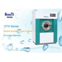 Quality 15kg 20kg Vertical Stainless Steel Washing Machine Industrial Washer And Dryer wholesale