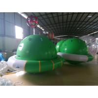 Quality Fireproof PVC Inflatable Water Toys , Inflatable Water Gyro 3L x 3W x 2H Meter For Adults In The Water wholesale