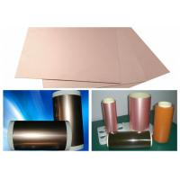 Best Single Side / Double Sided Copper Clad Board 0.3oz - 3oz Copper Thickness wholesale