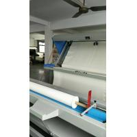 Best Roll To Roll Fabric Checking Machine Wear Resistance Low Noise 1.5kw Power wholesale