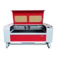Best High Speed Sports Shoe Making Machine Double Head Movable Laser Cutting Machine wholesale