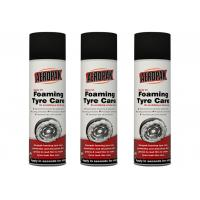 Best ROHS Certificate Tyre Foam Spray Non Toxic For Dirt And Gum APK-8307-4 wholesale