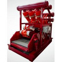 Cheap Hunter series Solids control mud cleaner used in drilling fluids system for sale