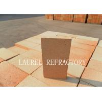 Quality Good Thermal Shock Resistance Fire Clay Brick Used For Furnace wholesale