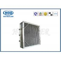 Best Horizontal And Vertical Style Boiler Spare Parts , Tubular Steam Air Preheater For Boiler wholesale