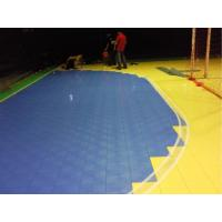 Details Of Indoor Soccer Sport Court Floor Wear
